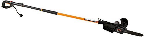 Remington RM1025SPS Ranger 8-Amp Electric 2-in-1 Pole Saw & Chainsaw with 10-Foot...