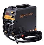 NewPosition MIG/MAG/MMA 3-in-1 Welder, 160A Stick ARC Welding Machine, Flux Core...
