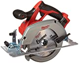 Milwaukee M18 2630-20 18 Volt Lithium Ion 6-1/2' 3,500 RPM Cordless Circular Saw w/...