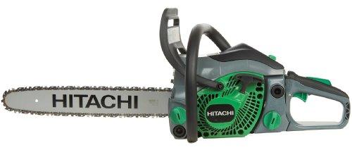 Hitachi CS33EB16 16-Inch 32.2cc 2-Stroke Gas-Powered Rear Handle Chain Saw (C.A.R.B...