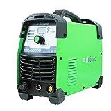 Plasma Cutter 50 Amp 110V/220V Dual Voltage 1/2' Clean Cut IGBT Inverter CUT-50 Air...