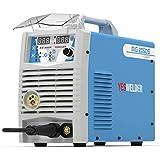 YESWELDER Digital MIG-205DS MIG Welder,200Amp 110/220V Dual Voltage, Gas Gasless MIG...
