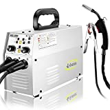 MIG Welder Flux Core Welding Machine 110V/220V 120A MIG ARC Lift TIG No Gas 3 In 1...