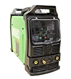 2021 Everlast PowerTIG 210EXT 210amp Ac Dc Tig Stick Advance Pulse Welder 110/220...
