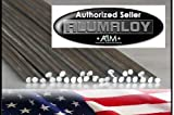 Alumaloy 10 Rods - Easy, Simple Welding Rods, Aluminum Repair Rods