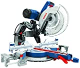 Bosch Power Tools GCM12SD - 15 Amp 12 Inch Corded Dual-Bevel Sliding Glide Miter Saw...