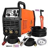 HITBOX TIG Welder 200Amp, HF 110V/220V Dual Voltage TIG/ARC Welding Machine, 2 in 1...