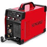 SUNGOLDPOWER 200Amp MIG MAG ARC MMA Stick DC Welder 110/220V Dual Voltage IGBT...