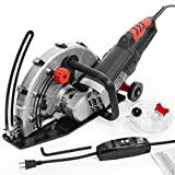 XtremepowerUS 2600W Electric 14' Disc Cutter Circular Saw Concrete Saw Power Angle...