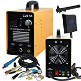 SUPER DEAL DC Inverter Plasma Cutter Cutting Machine With Screen Display Dual Voltage...