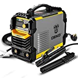 DEKOPRO 110/220V MMA Welder,160A ARC Welder Machine IGBT Digital Display LCD Hot...