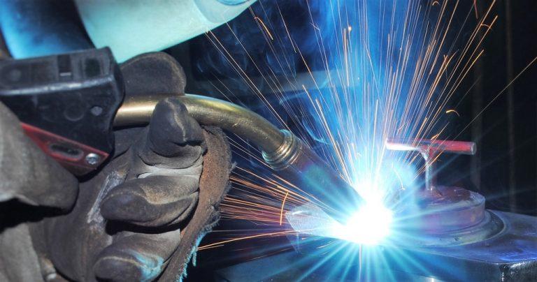 types of welding process