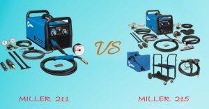 Miller 211 vs 215