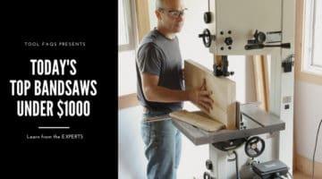 best bandsaw under 1000