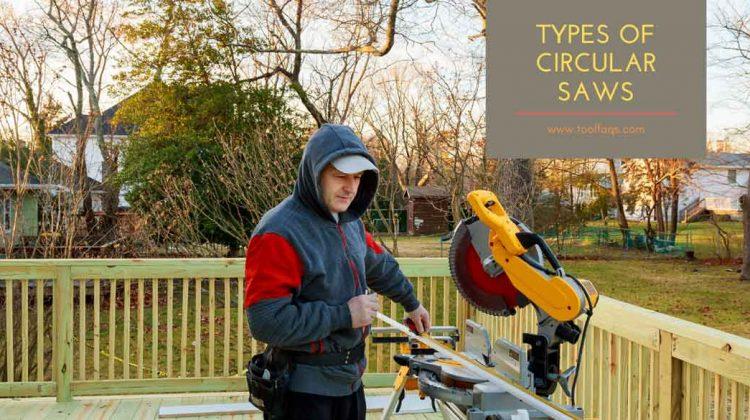 Types of circular saws