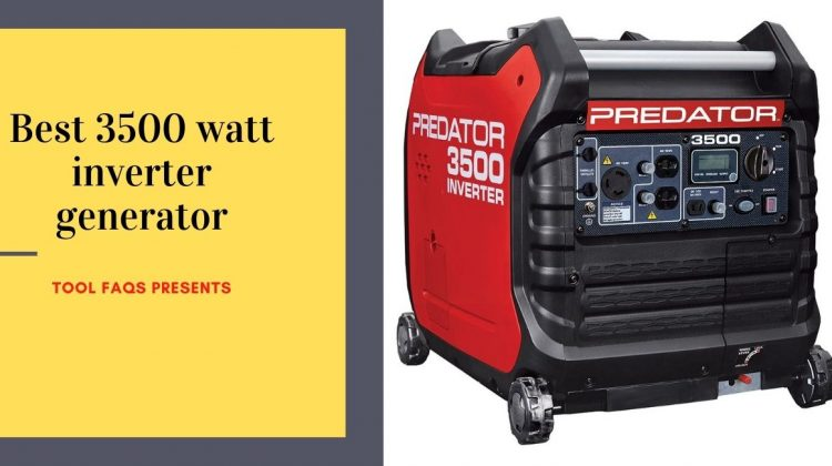 best 3500 watt inverter generator