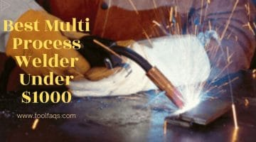 best multi process welder under 1000